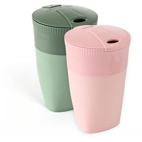 Light My Fire Pack-Up-Cup BIO 2-pak, grøn/pink
